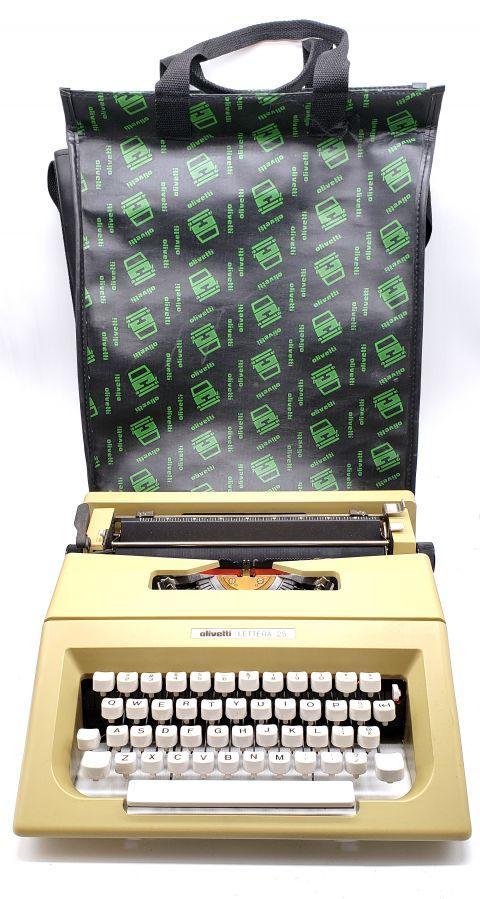 Vintage Olivetti Typewriter!